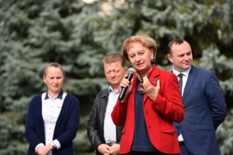 Candidații PSRM la Cimișlia și Leova
