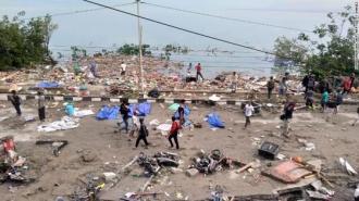 Bilanţul oficial al cutremurului urmat de tsunami din Indonezia a ajuns la 1.234 de morţi