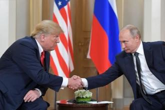 Donald Trump şi Vladimir Putin s-ar putea întâlni din nou în Helsinki anul viitor