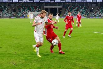 Moldova a remizat cu Belarus