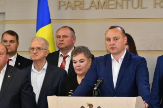PSRM: Suntem siguri că poporul se va opune ideii integrării europene