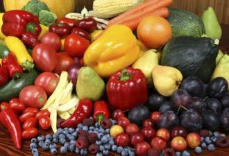 Fructele și legumele proaspete vor fi supuse controlului de conformitate