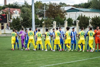 Zimbru s-a calificat în semifinalele Cupei Moldovei