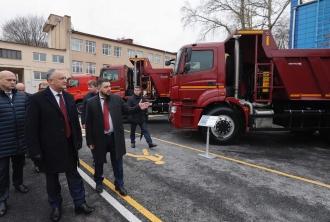 """Primul lot de autospeciale """"KAMAZ"""", oferite de Rusia vor ajunge în Moldova"""
