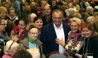 Igor Dodon se va întîlni cu diaspora din FR