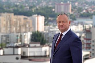 Igor Dodon va ține un discurs în Duma de Stat a FR