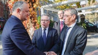 Consolidarea relațiilor moldo-franceze