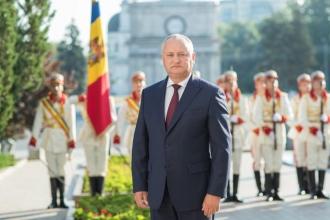 Igor Dodon: Am demonstrat că Moldova are viitor și acest lucru este cel mai important (VIDEO)