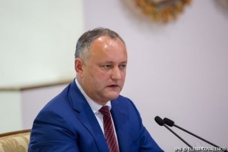 Igor Dodon reacționează la inițiativa PDM
