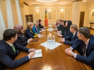 Conducători ai instituțiilor de învățămînt superior din Rusia, în vizită la Chișinău