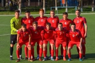 Naționala U-19 a încheiat pe ultimul loc preliminariile Campionatului European