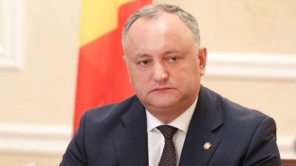 Igor Dodon, cea mai de încredere personalitate politică