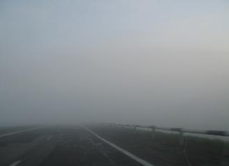 Ceața a dat peste cap traficul aerian