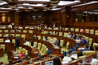 Ultima ședință a Parlamentului va avea loc vineri