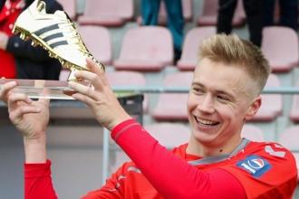 Sheriff a transferat golgheterul campionatului Islandei