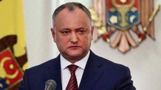 Președintele Igor Dodon, lider la capitolul popularitate