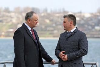 O nouă întrevedere Dodon- Krasnoselski