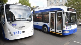 Troleibuze fără fir în loc de autobuze noi