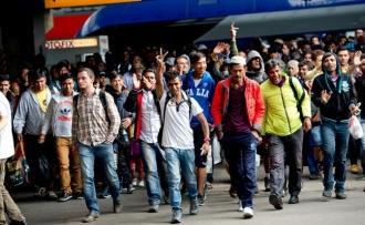 Europa, asaltată de refugiați