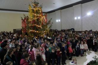 Sărbătoare pentru copiii din Briceni