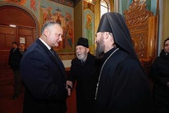 Icoană pentru mănăstirea din Chițcani