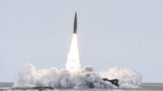 "Rusia a testat racheta ""Avangard"""