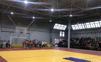 Complex sportiv la Taraclia