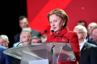 Zinaida Greceanîi, candidat înregistrat