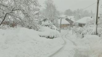 Iarna pune stăpânire peste toată Europa