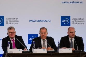 Businessul europen vrea dialog cu Rusia
