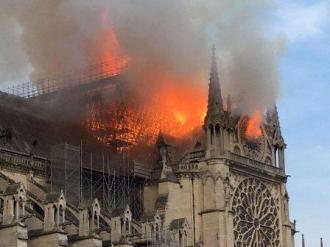 Igor Dodon a transmis un mesaj de condoleanțe poporului francez