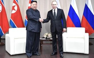Summit Rusia - Coreea de Nord