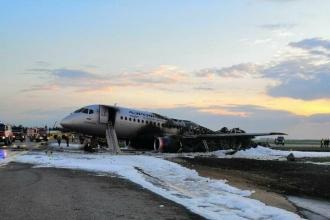 Tragedie pe aeroportul Șeremetievo