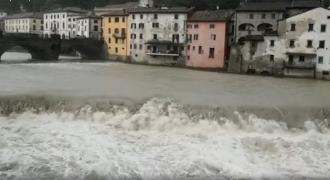 Inundații în Europa