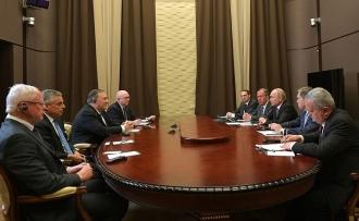 Rusia și SUA discută despre cooperare