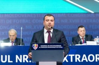 Oleinicenco, noul președinte FMF