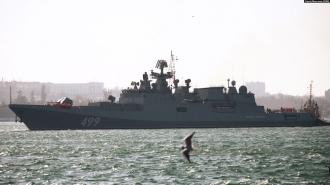 Exerciții militare în Marea Neagră