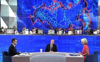 Efectul sancțiunilor occidentale