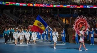 Igor Dodon a urat succes echipei naționale olimpice a Republicii Moldova la Jocurile Europene de la Minsk
