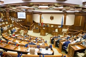 Parlamentul a rectificat bugetul de stat