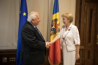 Partidul Popular European apreciază rolul important al Legislativului Republicii Moldova în promovarea reformelor