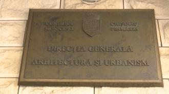 Percheziţii la Primăria Chişinău