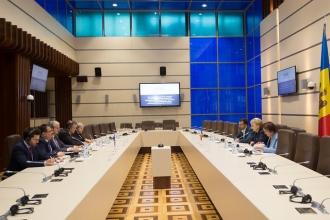 Zinaida Greceanîi s-a întâlnit cu Directorul General al Comisiei Europene pentru Politica Europeană de Vecinătate și Negocieri pentru Extindere