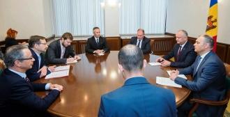 Întrevedere cu Secretarul General al OSCE