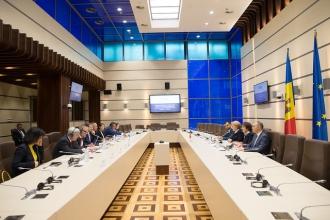 Președintele Parlamentului a avut o întrevedere cu Secretarul General al OSCE