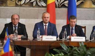 Igor Dodon a participat la ședința Consiliului Economic Moldo-Rus