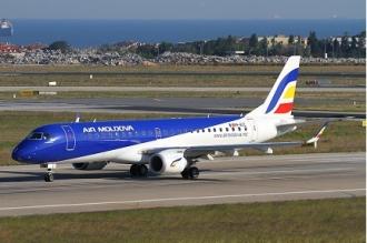 """Sechestru de peste 300 de milioane de lei pe capitalul statutar al """"Air Moldova"""