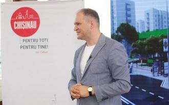Ion Ceban: Vom construi mii de parcări