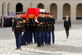 Adio, Jacques Chirac