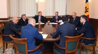 Igor Dodon a convocat o ședință operativă cu privire la situația în domeniul asigurării securității aeronautice
